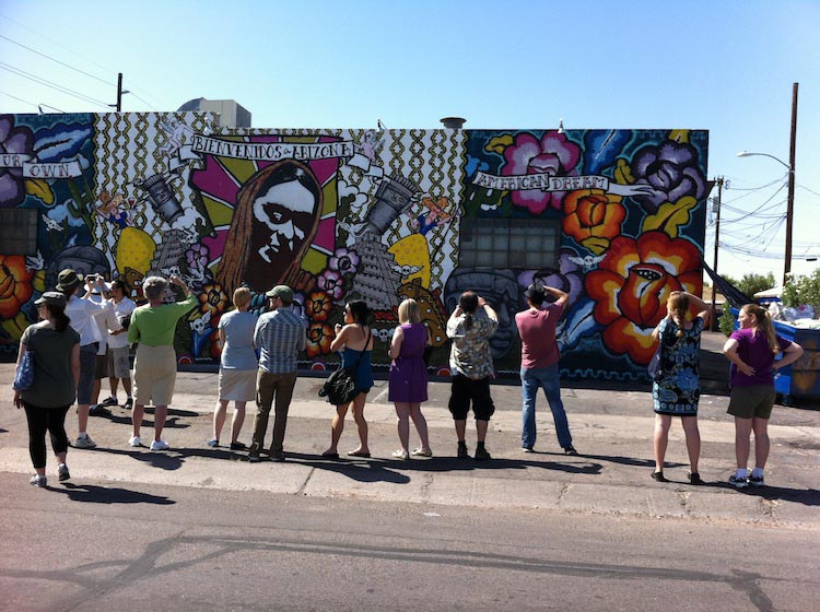 10 best things about phoenix blooming rock for Calle 16 mural project
