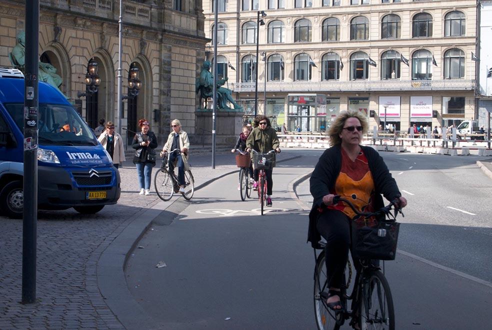 Copenhagen Biking Phil Allsopp 2