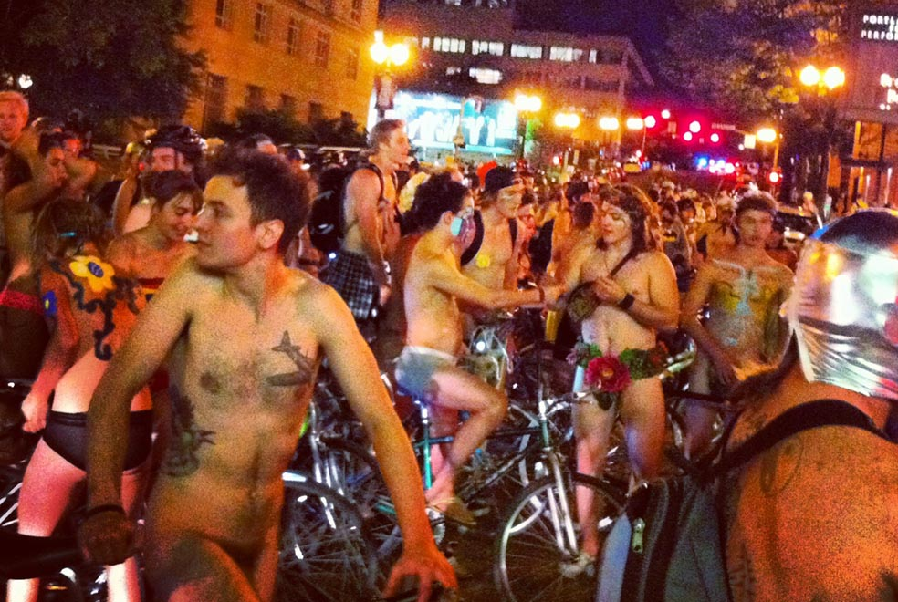 world naked bike ride blooming rock 2