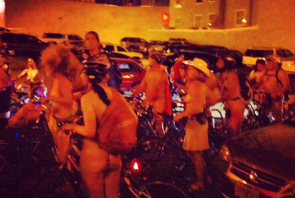 world naked bike ride blooming rock 6