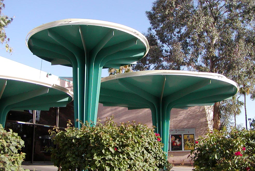 The Architect of Camelview Theater and Why the Building is