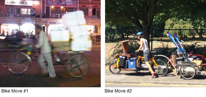 Bike move equity comparison