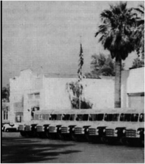 Alexander Nash Service Building